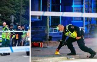 İsveç'teki silahlı saldırıda ölen ve yaralananlar...