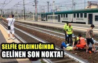 Tren kazasından sonra sosyal medyaya damga vuran...