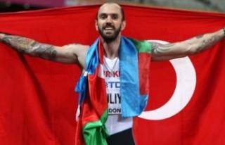 Türk atlet İsveç'te birinci oldu