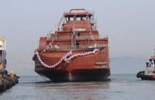 Yalova'dan Norveç'e arabalı feribot