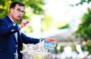 İsveç Moderat Lideri Kristersson: ''Çetelere...