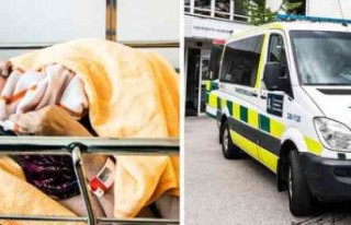 İsveç'te 73 Yaşındaki Demans Hastası Kadına...