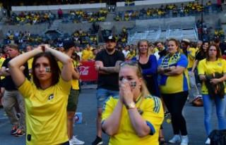 İsveç'te büyük üzüntü