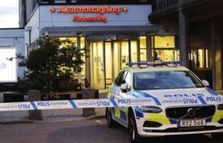 İsveç'te silahlı saldırı 4 kişi vuruldu!