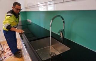 Mutfağını ve banyosunu değiştireceklere Stockholm'de...