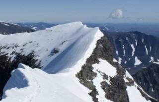 İsveç'in En Yüksek Dağı, Küresel Isınma Nedeniyle...