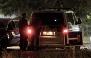 Uppsala'da silahlı saldırılar ve suikast sonucu...