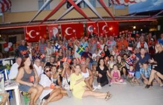 Antalya'ya 113 bin İsveçli, 135 bin Danimarkalı...