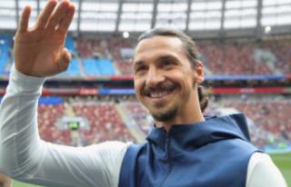 Ibrahimovic'ten Malmö'ye dönüş sinyali