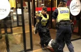Çin'den İsveç polisine tepki ve kınama