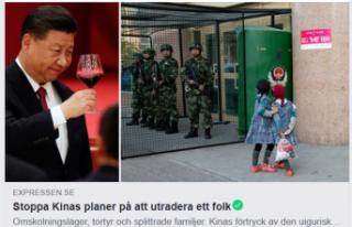 Çin'in Uygur Türklerine yaptığı zulüm bir...