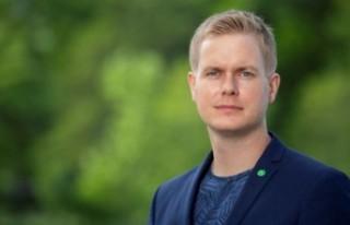 Gustav Fridolin Yeşiller Partisi Başkanlığını...