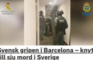 7 cinayetten aranan bir İsveçli İspanya'da...