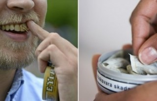 Snus'ün İsveç dışında satışına yasak