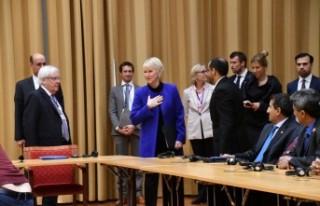 İsveç'teki Yemen konulu istişare toplantıları...