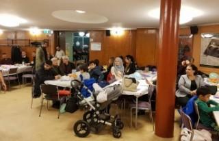 Köylüoğlu sülalesi Stockholm'de 8. Kez biraraya...