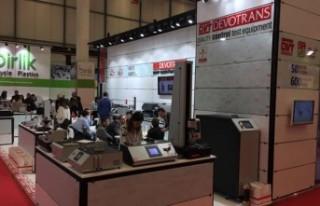Plast Eurasia İstanbul 2018 Fuarı'nda DVT Devotrans'a...