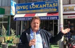 İsveç radyosunda Kulu belgeseli