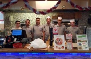 İsveç'te pizzacılar hazır