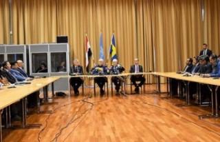 İsveç'te yapılan Yemen görüşmelerinin ikinci...