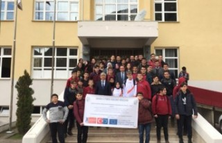 Rizeli Lise Öğrencileri Geleneksel Türk Mutfağını...