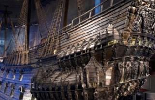 Stockholm'deki Vasa Müzesi, yalnızca bir eserden...