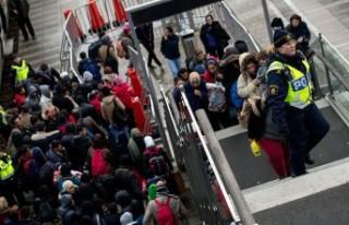 Türkiye'den İsveç'e geçen yıl sığınanların...