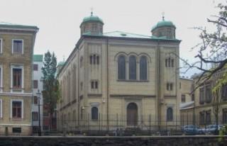Göteborg  Sinagoga saldıranlara sınır dışı