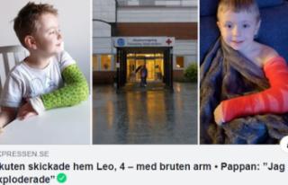 İsveç'te bir Alvedon vakası daha