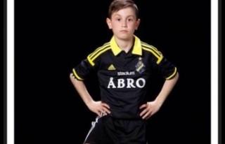 İsveç'teki genç yetenek gurbetçiye Altınordu...