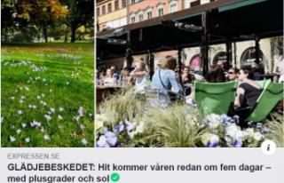 Meteorolojiden sevindirici haber: Haftaya İsveç'e...