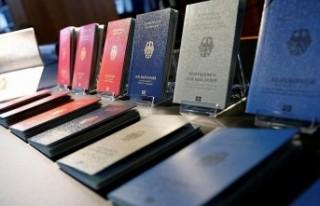 AB'den en fazla vatandaşlık alan 4. ülke Türkiye
