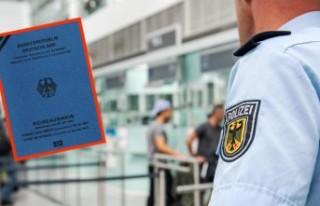 Almanya'da ilticası kabul olan Türk vatandaşının...