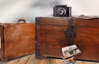 Gurbeçinin 'Sandıktaki Fotoğraflar'ı gün...