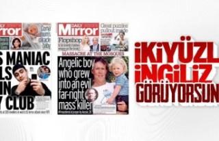 İngiliz basınında terörist için, 'Melek...