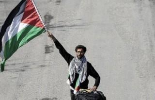 İsveçli aktivistler Filistin için yeni bir yürüyüş...
