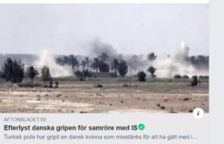 Kırmızı Bültenle Aranan Danimarkalı İŞİD'li...