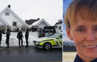 Norveç Adalet Bakanı'nın hayat arkadaşı...