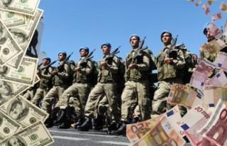 Yurtdışındakiler için bedelli askerlik ücreti...