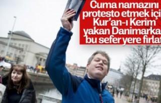 Aşırı sağcı Danimarkalı lider Kur'an-ı...