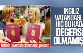 Brexit, İngilizleri İsveç vatandaşı olmaya zorluyor