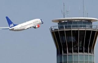 İskandinav Havayolları (SAS) pilotları greve gitti:...