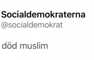 """İsveç'te ırkçılardan """"Müslümanları..."""