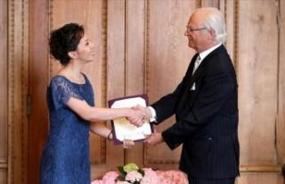 İsveç'te 'Kraliyet Hanedanı' ödülünü...