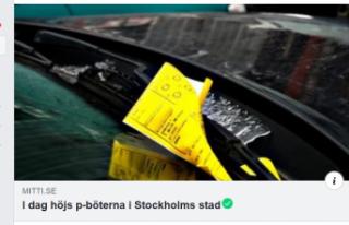 İsveç'te trafik cezalarına zam geldi