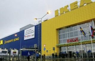 IKEA, Rusya'da mobilya kiralama hizmetine geçiyor
