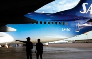 İskandinav Hava Yolları'nda grev sona erdi