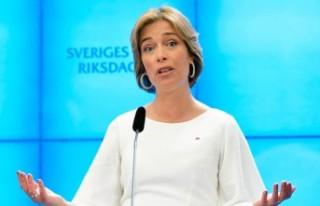 İsveç'te Sosyal Güvenlik Bakanı'nın...