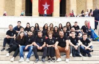 İsveç Türk Gençlik Federasyonundan 19 Mayıs kutlaması