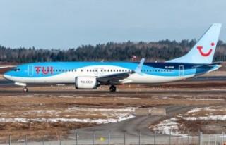 Stockholm Antalya uçağı havada tehlike atlattı